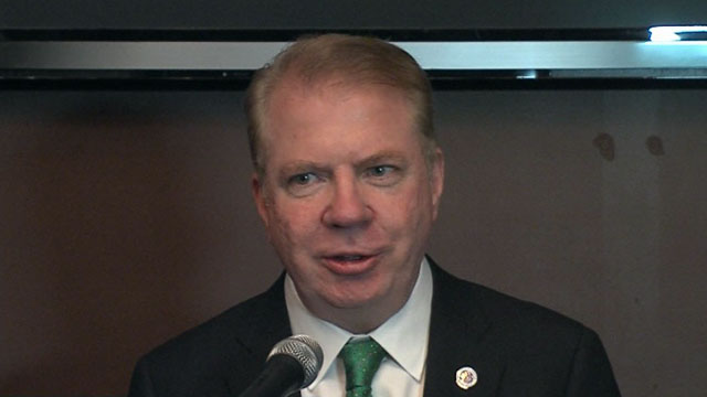 Mayor Ed Murray welcomed the 2016 U.S. Gaelic Athletic Association Finals