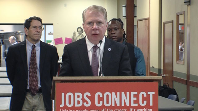 Mayor Ed Murray launches Jobs Connect