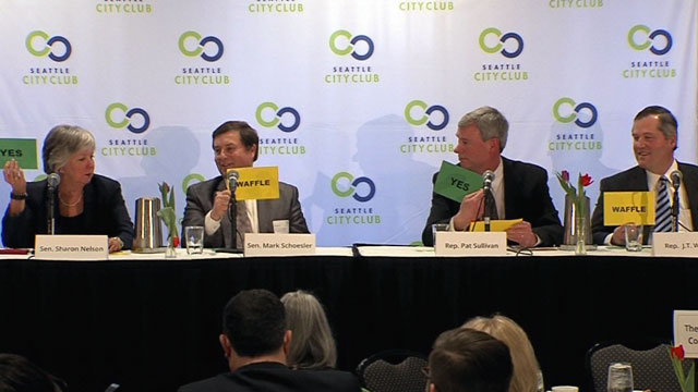 Town Square: CityClub's 2016 Legislative Preview