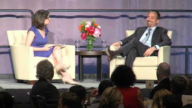 American Podium: Seattle CityClub Luncheon with Chuck Todd