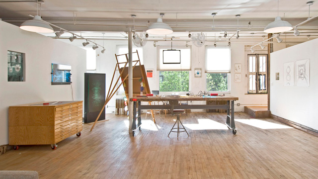 Affordable Housing and Work Spaces for Artists