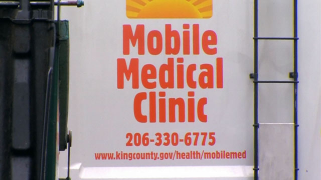 CityStream: Mobile Medical Clinic
