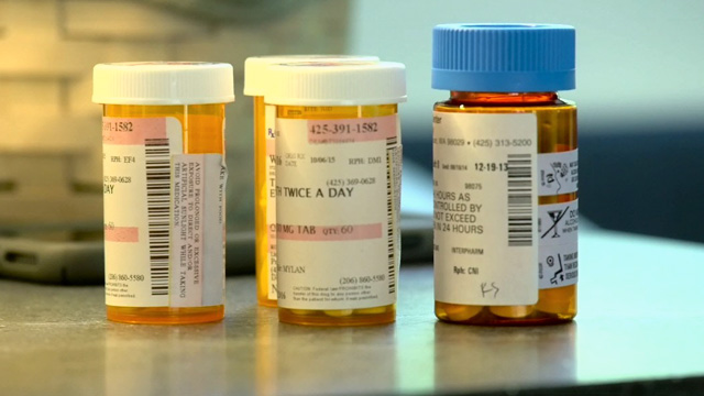 CityStream: Prescription Drug Drop