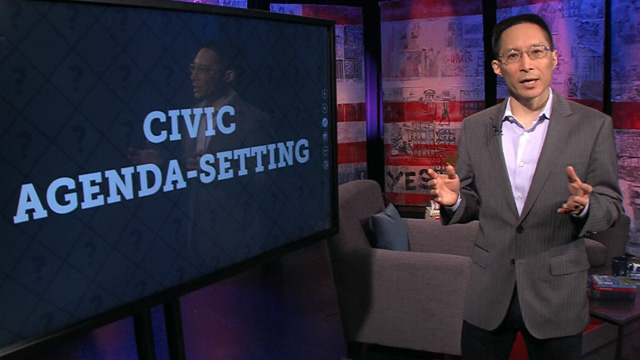 Citizen University TV: Lesson 103 -- Civic Agenda Setting