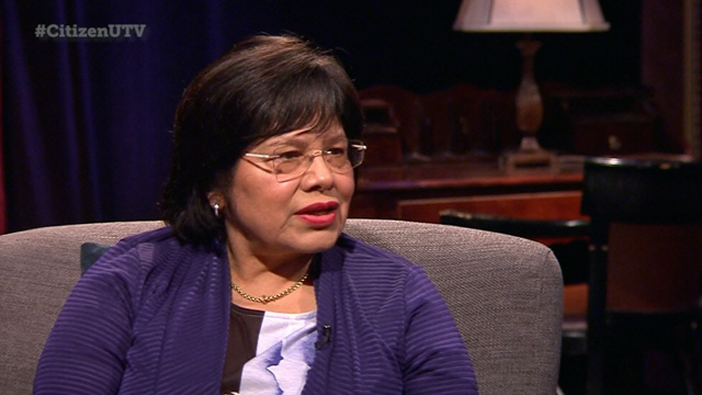 Citizen University TV: Citizen Conversations -- Estela Ortega, El Centro de la Raza
