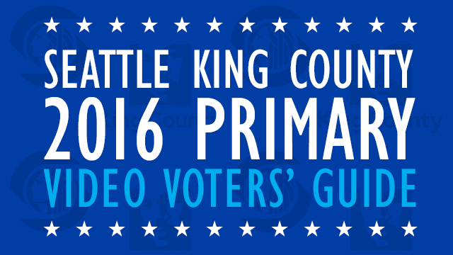 Seattle King County Elections 2016