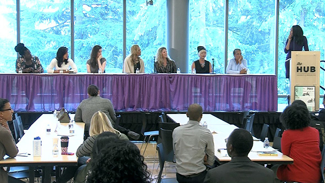 Women on the Rise: Arts & STEM Panel