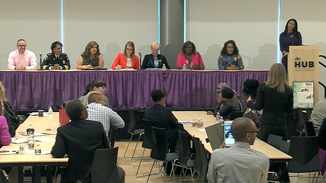 Women on the Rise: Law Enforcement, Politics & Community Leadership Panel