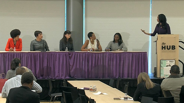 Women on the Rise: Leadership Panel
