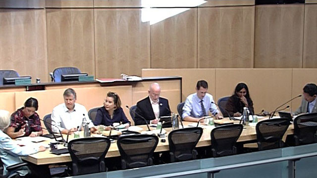 Council Briefing 9/12/2016