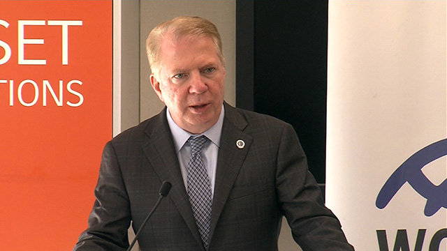 Seattle's Global Profile with Mayor Ed Murray