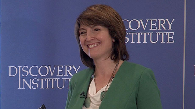 Discovery Institute Presents Congresswoman McMorris Rodgers