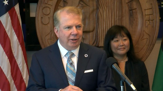 Mayor Murray announces nominee to lead SPU 7/28/16