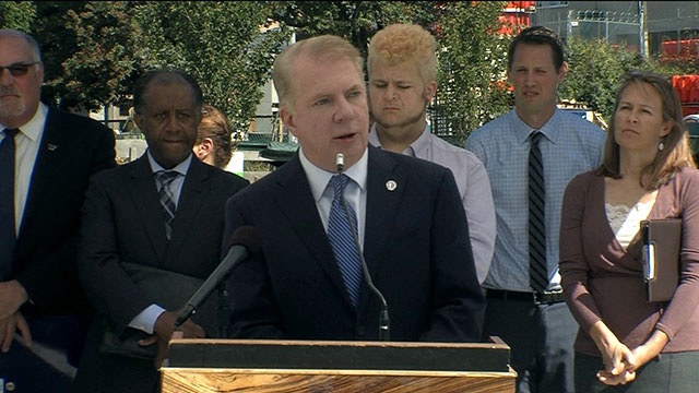 Mayor Murray unveils growth and livability plan for U District