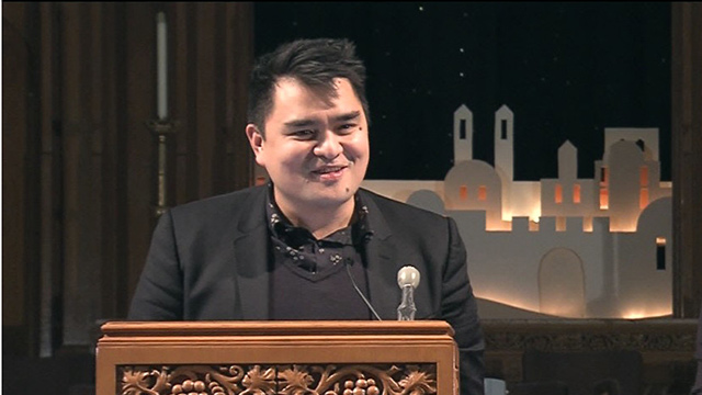 Human Rights Day Celebration with Jose Antonio Vargas