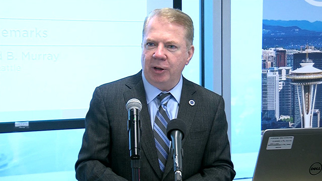 Mayor Murray launches 'Resilient Seattle'