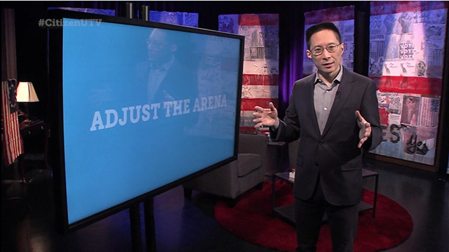 Citizen University TV:  Lesson 201 - Adjust the Arena