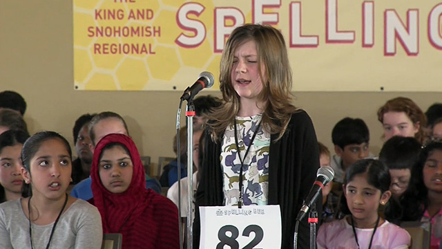 2018 King-Snohomish Regional Spelling Bee highlights