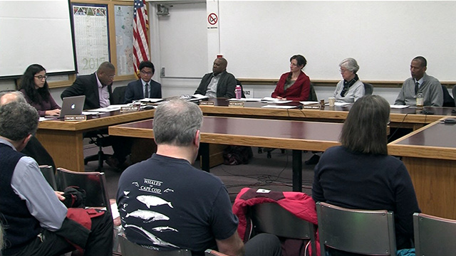 Seattle Board of Park Commissioners 2/9/17