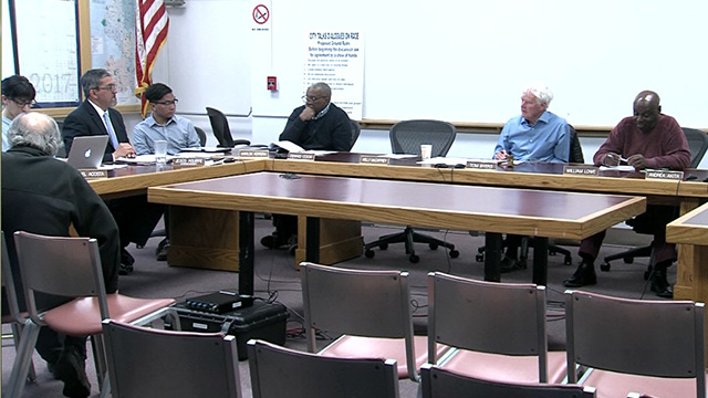 Seattle Board of Park Commissioners 3/23/17