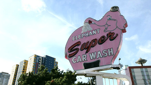 CityStream: Elephant Car Wash