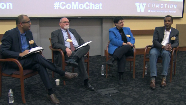 UW CoMotion Innovation Chat Series – Exploring Inclusive Solutions to Disruption