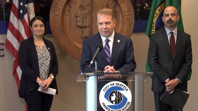 Mayor Murray announces plans to support immigrant & refugee youth and families