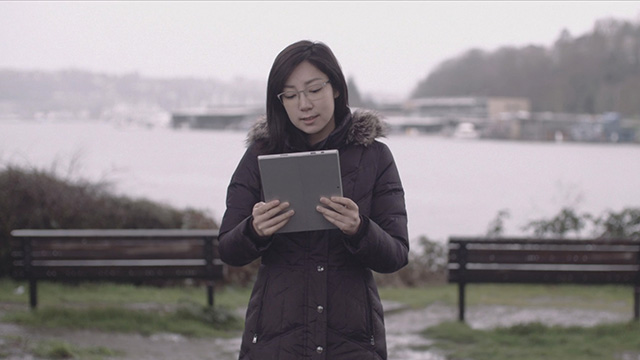 Art Zone: E.J. Koh reads 'The Wind'