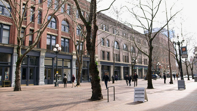 CityStream: Pioneer Square Improvements