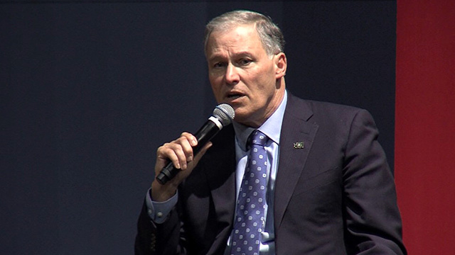 Town Square: A Conversation with Governor Jay Inslee