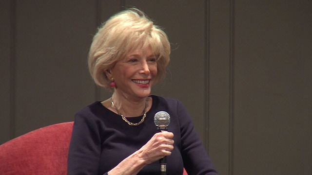 American Podium: Lesley Stahl 'Becoming Grandma'