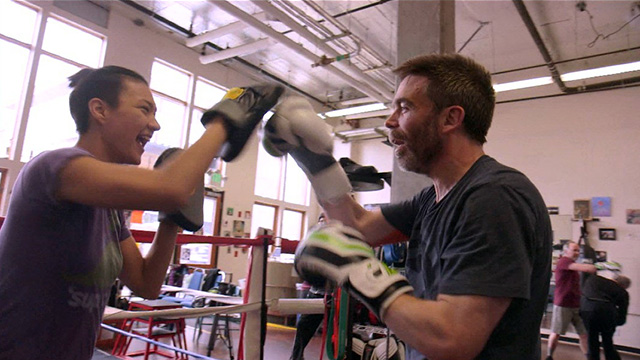 CityStream: Boxing to Fight Parkinson's