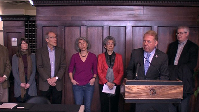 Mayor Murray signs Downtown and South Lake Union rezone legislation