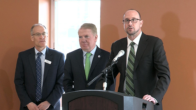 Mayor, Paul G. Allen Family Foundation announce $35 million to support homeless families