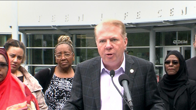 Mayor Murray launches Summer of Opportunity and Safety
