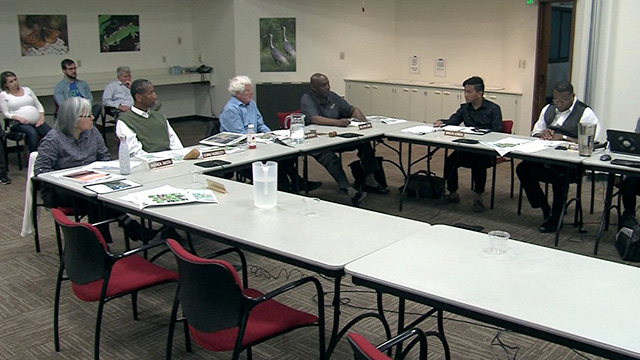 Seattle Board of Park Commissioners 5/25/17