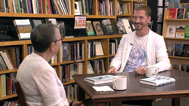 Book Lust with Nancy Pearl featuring Andrew Sean Greer