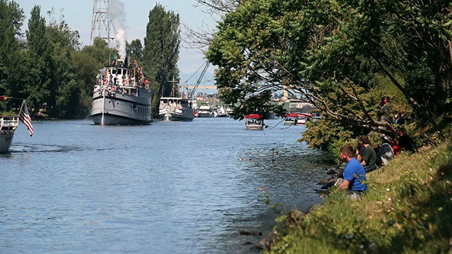 CityStream: The Ballard Locks and Beyond