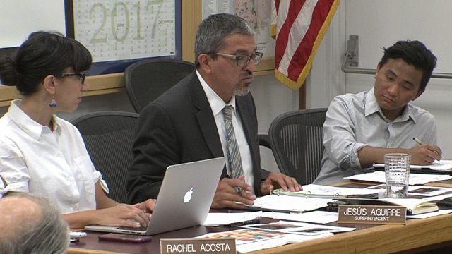 Seattle Board of Park Commissioners 8/10/17