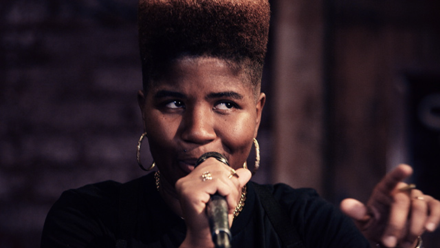 Art Zone: Sassy Black performs 'Games'