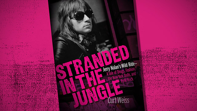Art Zone: Curt Weiss, author of 'Stranded in the Jungle'