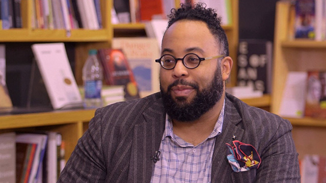 Book Lust with Nancy Pearl featuring Kevin Young