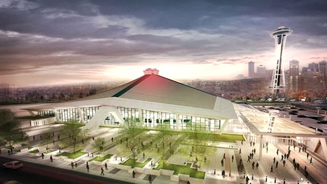 City Inside/Out: KeyArena Future?