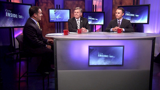 City Inside/Out: Seattle City Attorney Debate – Holmes vs. Lindsay