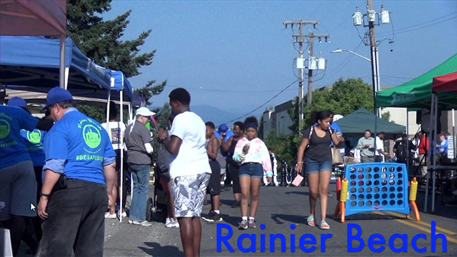 Community Stories: Rainier Beach, a Beautiful Safe Place for Youth