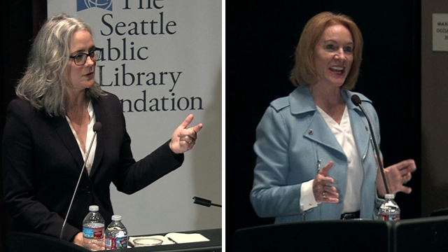 Seattle Public Library Mayoral Forum