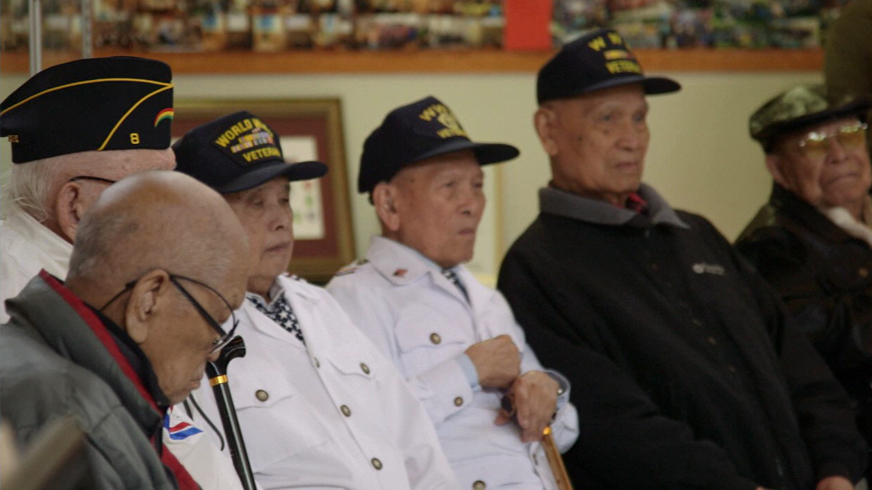 Filipino World War II veterans awarded Congressional Gold Medals
