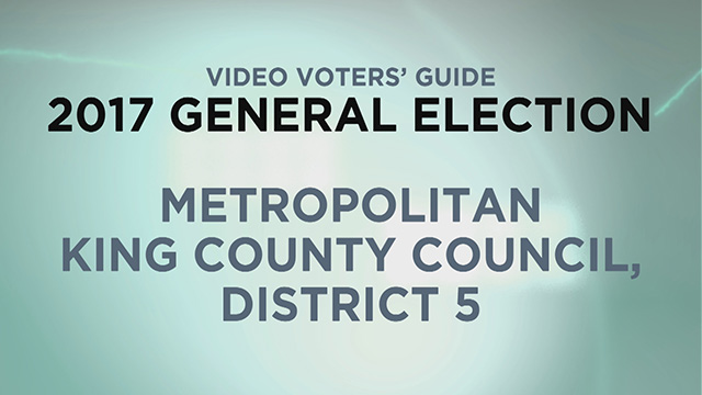 King County, King Co. Council Dist. 5