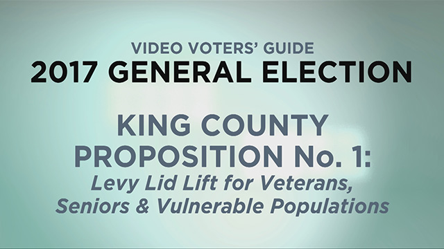 King County, Proposition 1