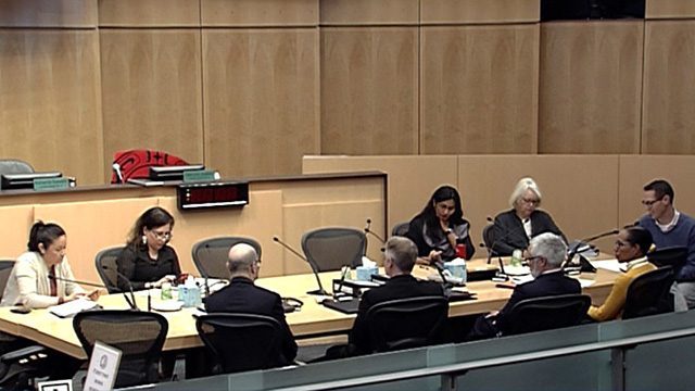 Full Council Special Meeting - Executive Session 10/5/17